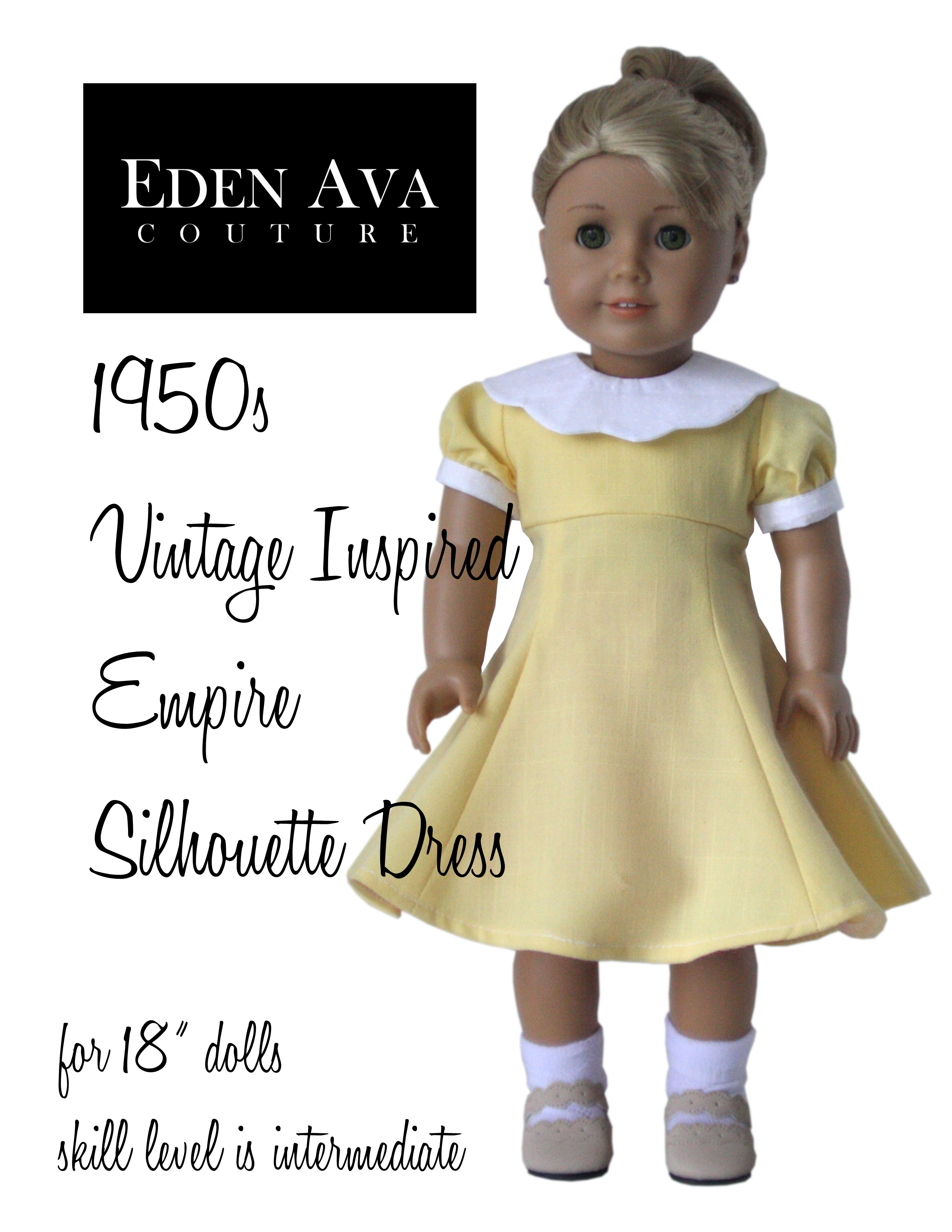 Eden Ava Couture | Sharing The Creative Journey One Pattern At A Time