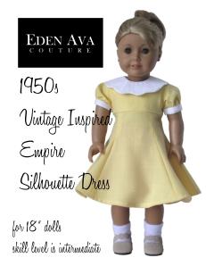 Page 01 1950s Dress